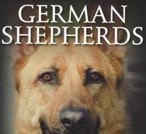 German Shepherds - Book